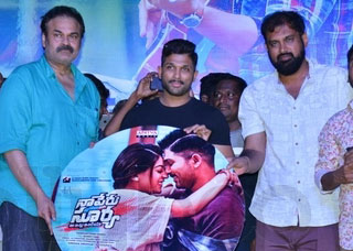 Naa Peru Surya Movie Audio Launch Photo Gallery