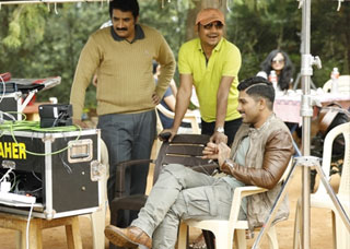 Naa Peru Surya Movie Working Photo Gallery