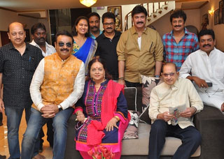Naresh Birthday Celebrations Photo Gallery