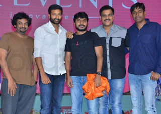 Pantham Movie Pre Release Photo Gallery