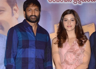 Pantham Movie Success Meet Photo Gallery