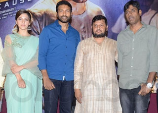 Pantham Movie Trailer Launch Photo Gallery