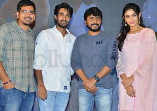 Paper Boy Movie Teaser Launch Photo Gallery