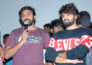 RX100 Movie Success Tour In Andhra Pradesh Photo Gallery