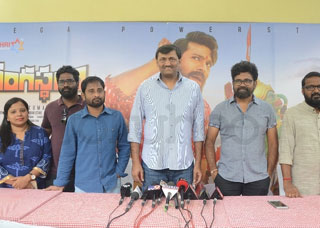 Rangasthalam Movie Press Meet Photo Gallery