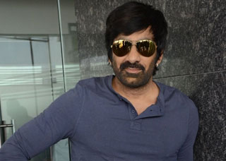Ravi Teja Interview Photo Gallery