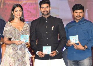 Sakshyam Movie Audio Launch Photo Gallery