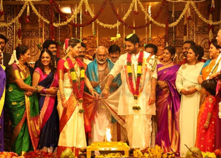 Srinivasa Kalyanam Movie Photo Gallery
