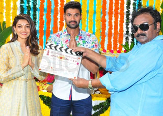 Teja And Bellamkonda Sai Sreenivas Movie Opening Photo Gallery