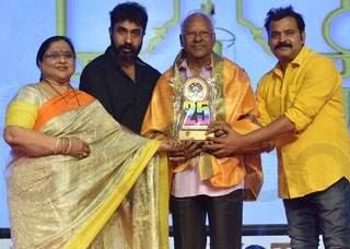Telugu Movie Dubbing Artists Union Silver Jubilee Celebrations