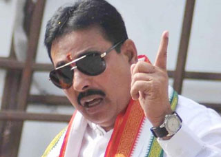 Danam nagender quits Congress will he join TRS ?